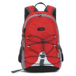 Sacs à dos chevalier gratuits en Ligne-Free Knight FK0611 Mini sac à dos sport en nylon imperméable rouge