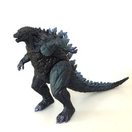 Argentina 17CM Godzilla 2 Figuras de acción Juguetes de muñecas 2019 Nueva película para niños Godzilla: El rey de los monstruos dinosaurio monstruo Juguete B11 supplier toy dinosaurs Suministro