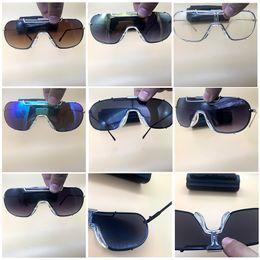 dc79d6133b outlet frames Coupons - 80s Luxury Brand Designer Sunglasses Metal Outlet  óculos de sol Italian Sunglasses