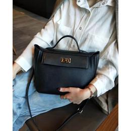 2019 damen klassische taschen MICAELA Luxus Klassische Designer Totes Taschen Handtaschen Berühmte Marke Frauen Büro Dame Aktentaschen Mode Echtem Leder Umhängetasche Geldbörse rabatt damen klassische taschen