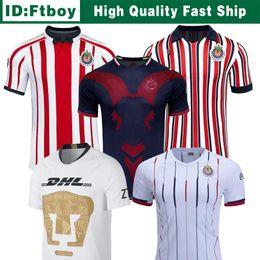 eb32897725c1b 2018 2019 LIGA MX Camisetas de fútbol de Club America en casa 18 19  guardameta Club de Cuervos Chivas Copa Mundial Monterrey Tigres camisetas  de fútbol