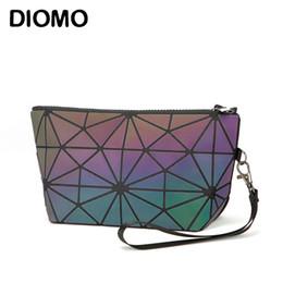 2019 муфта геометрии DIOMO мешок роскоши сцепления женщин сумка дизайнера девочки мода Luminous Geometry кошелек дама мешок составляют напульсники женщины скидка муфта геометрии