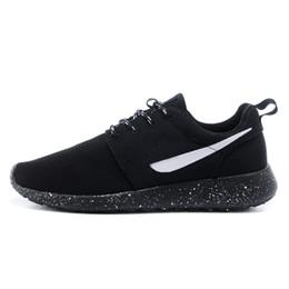 745f957b1d Hot Original marca designer sapatos para mulheres dos homens roshes moda  tênis correndo branco preto rosherun melhor qualidade barato venda corrida