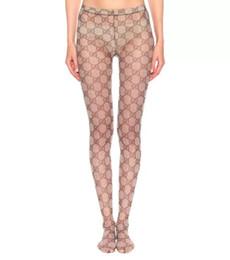 Sıcak İçin Lady Moda Sonbahar Kış Ayak Isıtıcıları çorap Harf Baskılı Tayt İçin Seksi Net Sıkı nereden