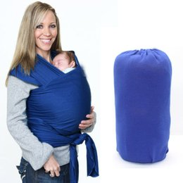 Baby Sling Stretchy Wrap Carrier Adjustable Infant Comfortable Breathable Baby Slings Beach Towel Baby Wrap Carrier Activity & Gear