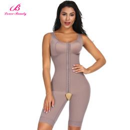 Lover Güzellik Kadınlar Bel Eğitmen Tam Vücut Şekillendirici Yelek Karın Bodysuit Açık Kasık Zayıflama Fit Iç Çamaşırı Sıkı Sıkın Vücut Şekillendirici nereden sihirli ince kıyafet tedarikçiler