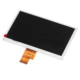 Tablet pc hd bildschirm online-Ursprüngliche 7 '' Zoll-Tablette PC LCD-Anzeige für Tablette Aoson M723 40pin HD LCD-Bildschirm FPC-Y82543 V05 Freies Verschiffen