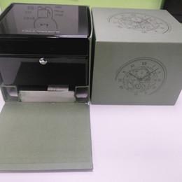 Canada Hot Factory Fournisseur De Luxe Montres Boîtes Marque Watch Boxes Cas Montre De Luxe Affichage Boîte De Montre pour AP avec Le Travail Du Papier Offre