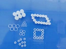 2019 vedações de ponta de gotejamento Anel de vedação de silicone aquecedor isolado anéis para ego substituível cabeça da bobina anel de silicone para ac100 atomizador vaporizadores dicas de gotejamento vedações de ponta de gotejamento barato