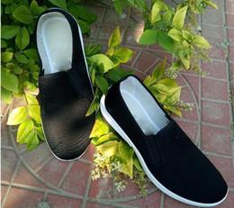 Scarpe sportive nere comode scarpe da lavoro morbide scarpe da guida US5-12 borse da