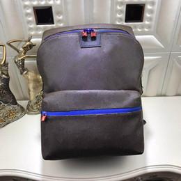 mochilas de flores Desconto Mochila designer de luxo mais novo mens mochila de alta qualidade carta homem moda flor mochila tamanho 40 * 30 * 20 cm modelo M43849
