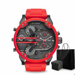 Лучшие спортивные наручные часы онлайн-2019 новые дизели тенденции моды мужские часы лучшие продажи бутик жизнь водонепроницаемый Спорт Бизнес повседневные часы