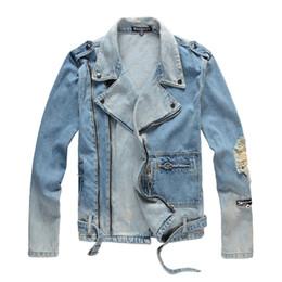 2020 homens de roupas vintage Balmain Designer Jacket Moda Casaco Homens Mulheres Denim Casual Hip Hop Designer Jacket Mens Clothing Tamanho M-4XL homens de roupas vintage barato