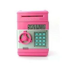 Numéro Volume Coffre-fort Aspiration Automatique de Papier Automatique Économisez de l'argent Pot Banque Cadeau Caisse C19032201 ? partir de fabricateur