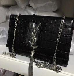 libretto bianco Sconti 2017 nuovo progettista borse in pelle di serpente in rilievo moda donna borsa catena crossbody bag di marca designer messenger bag