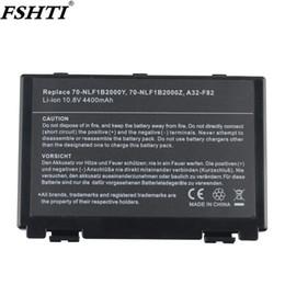 Batterie d'ordinateur portable pour Asus A32-F82 K50ID K50AF K51A K51AE K40en K50en K40 K50 K50a ? partir de fabricateur