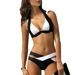 f00a61c46fe0f 2019 Large Size 3XL Bikini Sexy Swimsuit Women Big Size Swimwear Plus Size  Bathing Suit Patchwork Biquini Vintage Swim Suit