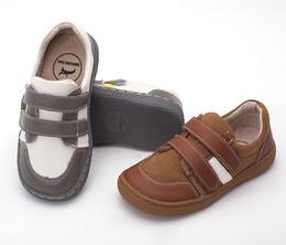 scarpe scolastiche Sconti Stitching di alta qualità in pelle per bambini scarpe a piedi nudi per ragazzi ragazze scarpe da scuola abbastanza in punta di piedi per bambini bambini sneakers taglia 25-35