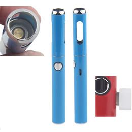 2019 caixa de caneta de expiração Chegada nova V100 Vaper Pen 510 Bateria Vape Caixa Magnética eGo VV Micro USB Passe Através de Evod Preaqueça 650 mAh baterias caixa de caneta de expiração barato