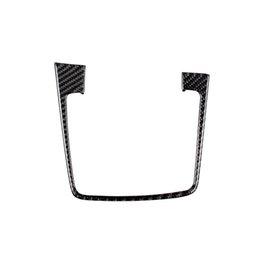 коробка передач для гольфа Скидка Дизайн одежды Стайлинга Автомобилей Углеродного Волокна Переключения Передач Панели Рамки Наклейки Для Volkswagen VW Golf 7 GTI R GTE GTD MK7 2013-2017 Аксессуары