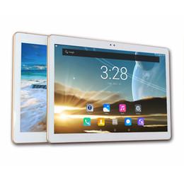 Tablet barato quad core on-line-SUMTAB novo tablet de 10,1 polegadas 2 + 16GB Android 7.0 3G / WiFi quad-core dual-cartão dual camera dom barato