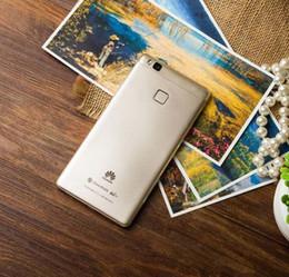 2019 huawei cdma DHL Original Téléphone Mobile 4G LTE Hisilicon Kirin 650 Octa Core 3 Go de RAM Huawei G9 16G ROM 5.2