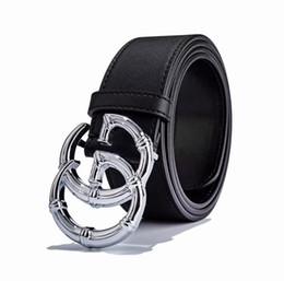 Cor preta quente de Luxo de Alta Qualidade Cintos de Grife de Moda cobra padrão animal cinto de fivela dos homens das mulheres cinto ceinture não com caixa de