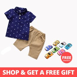 b344c5321a5b baby clothes for boys months Coupons - Boys Clothes Sets Summer Baby Boys  Clothes Suit Gentleman