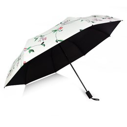 67367dd9d7bc Discount Folding Sun Umbrella | Folding Parasol Sun Umbrella 2019 on ...