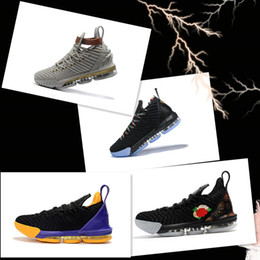 2019 yeni moda basketbol ayakkabıları spor shoes de basket topu orijinal erkek 16 s ayakkabı izlemek taht kral oreo 16 s nereden
