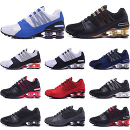 colorful tennis shoes Coupons - Designer Shoes R4 NZ Mens Womens Running shoes black red gold blue white Pink colorful Athletic Trainers Sports Sneakers size 36-46