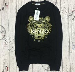 Argentina Caliente famosa marca ken200 Hombres Mujeres Embroidere tigre logo suéter chándal jumper chaqueta fbgghf Suministro