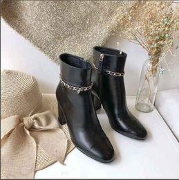 Marka Inek deri 8 cm topuk Bayan Çizmeler Ayakkabı Fermuar Kış Yeni Sıcak Bayan Kısa Patik nereden dondurulmuş kışlık ayakkabılar tedarikçiler