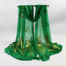 Bekleidung Zubehör Silk Schal Frauen Mode Pfau Feder Gedruckt Boho Lange Schals Schal Damen Sommer Strand Wrap Foulard 180*90 Cm