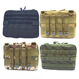 accessoires de gilet tactique Promotion Multifonctionnel OutdoorMedical Sac Gilet Tactique Molle Accessoires Pack Outil