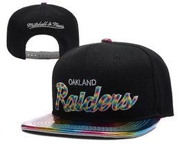 4728bbb196a0b2 raiders snapback cap football team snapback hat rugby football cap visor  custom hats basketball team baseball headgear