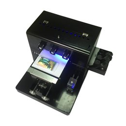 NDL-A4 заводское оборудование футболка печатная машина A4 размер цифровой УФ-печати
