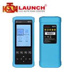 Argentina Inicie el escáner X431 CReader 8021 OBD 2 con el sistema de administración de la batería BMS Restablecer el lector de código automático SRS OBD2 OBDII Suministro