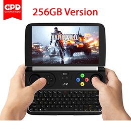 2019 intel core Nouveau GPD WIN 2 WIN2 8GB / 256GB 6 pouces Ordinateur de poche portable Intel Core m3-7Y30 Système d'exploitation Windows 10 Pocket Pocket PC Mini promotion intel core