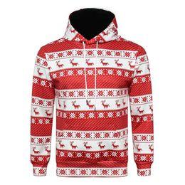 Hombre de puentes de navidad online-Hirigin unisex harajuku sudaderas nueva navidad mujeres hombres novedad jumper retro sudadera con capucha suéter superior par de ropa