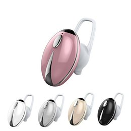 oreillettes simples Promotion JKC 001 Bluetooth Casque Sans Fil Single Ear V4.1 Sport In Ear Mini Casque Pour Téléphone Mobile IOS Android JKC-001