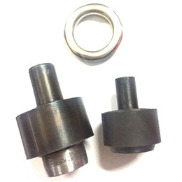 2019 máquinas de troquelado Juego de herramientas de ajuste de ojales Ojal para máquina de prensa de mano universal 2mm - 20mm máquinas de troquelado baratos