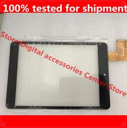 Envío gratis HZ 8 pulgadas capacitiva pantalla táctil panel digitalizador vidrio sensor reemplazo WJ1500-FPC-V2.0 desde fabricantes