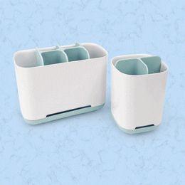 2019 porta escova limpa Escova de Dente Titular Wash Suit Toothpaste Wash Set Escova de Dentes Elétrica Prateleira Do Banheiro Saboneteira de Limpeza Escova de Armazenamento porta escova limpa barato