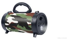 Gute CH-M42 Big Bass Outdoor Bluetooth Lautsprecher Drahtlose Sport Tragbare Subwoofer Bike Auto musik Lautsprecher TF Radio FM Mp3 player Heißer Verkauf von Fabrikanten