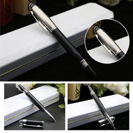 plumas alemanas Rebajas Rollerball alemán marca M bolígrafo Plumas regalo de lujo de la pluma de escritura escuela de la oficina de negocios Proveedores de calidad superior pluma estilográfica