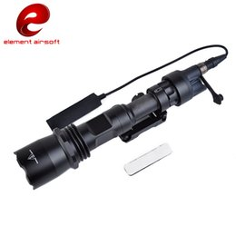 2019 linterna sf Element SF Tactical light M961 LED Flash Light Version Super Bright Tactical Flashlight For Rail EX109 led resistente al agua linterna sf baratos