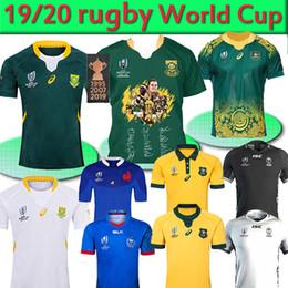 2020 camisas de samoa África Copa del Mundo de Rugby del Sur campeón de la RWC jersey Australia Fiji Samoa jerseys NRL hombres 2019 camisas de Rugby League rebajas camisas de samoa