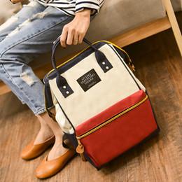 Moda Sırt Çantası Oturma Seyahat Paylaş Unisex Katı Sırt Çantası Okul Seyahat Çantası Çift Omuz Çantası Fermuar Çanta supplier backpack solid nereden sırt çantası katı tedarikçiler