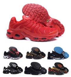 2019 TN Plus Повседневная мужская и женская Royal Smokey Mauve String Colorways Shoes Дизайнер Тройной Белый Черный Кроссовки Мужская повседневная обувь от Поставщики шнуры для обуви